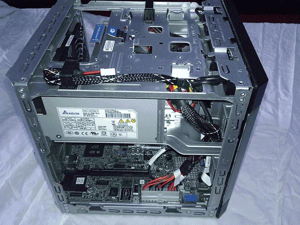 HP MicroServer Generation 8