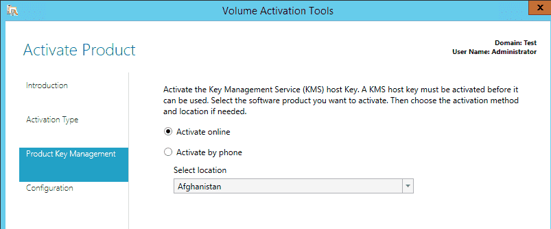 Active Directory Based Activation – Way better than KMS