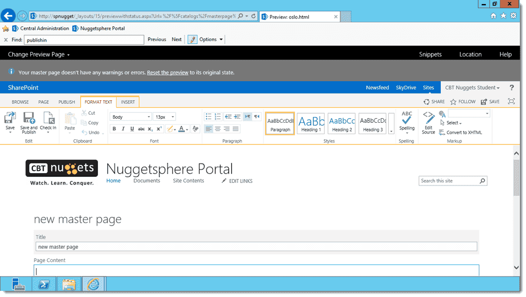 SharePoint 2013 wiki sites – 4sysops