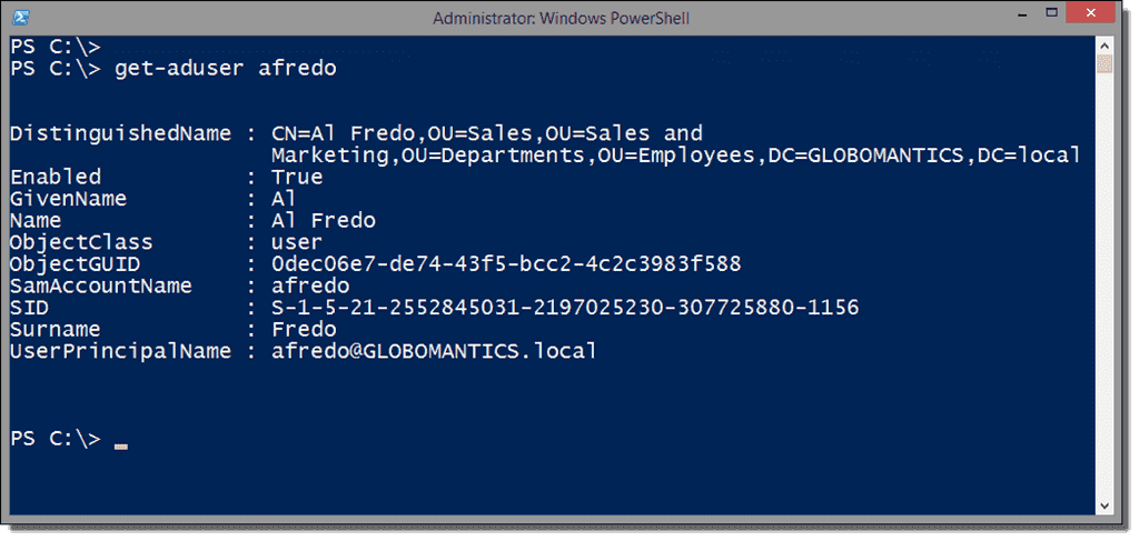 how to create ou in powershell