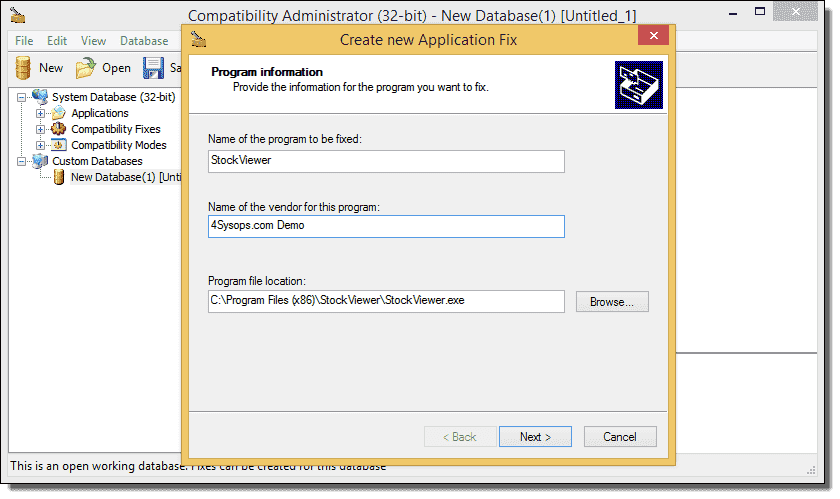 how to run a program as administrator windows xp