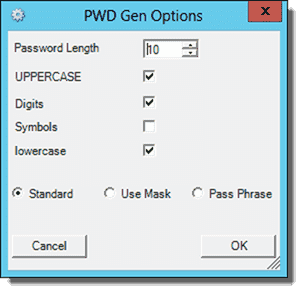 Bulk Password Control - Password complexity