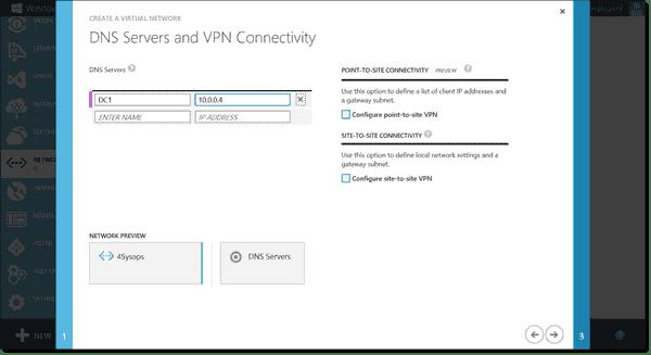 Create a Virtual Network, Part 2
