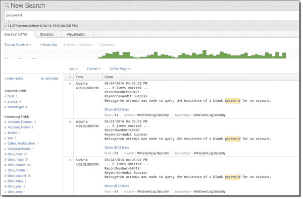 Splunk - Search