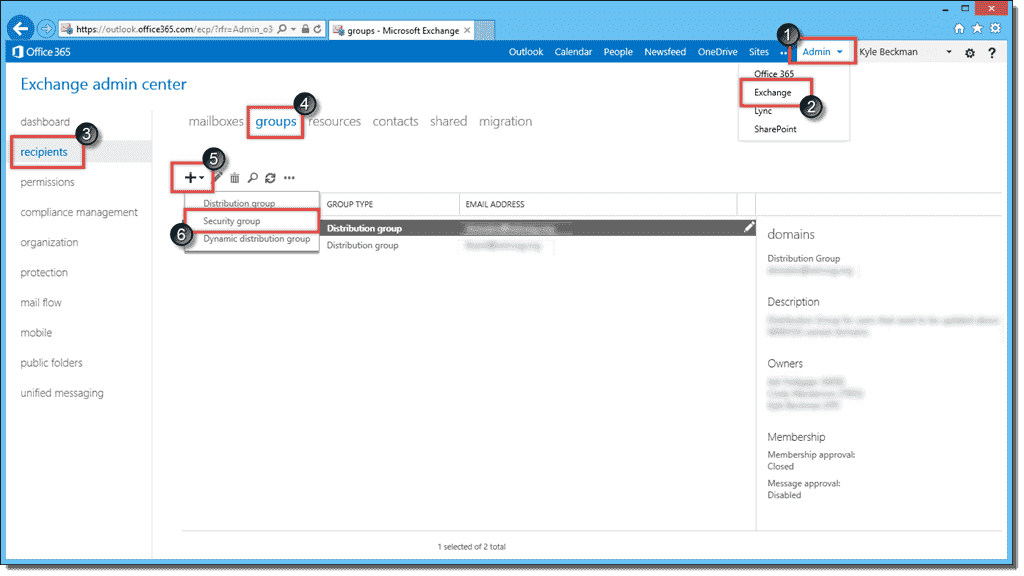 OneDrive for Business – Part 4: Access user files and