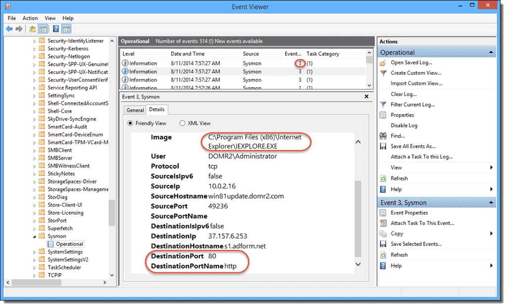 FREE: Sysmon – New Sysinternals tool logs system activity in Event