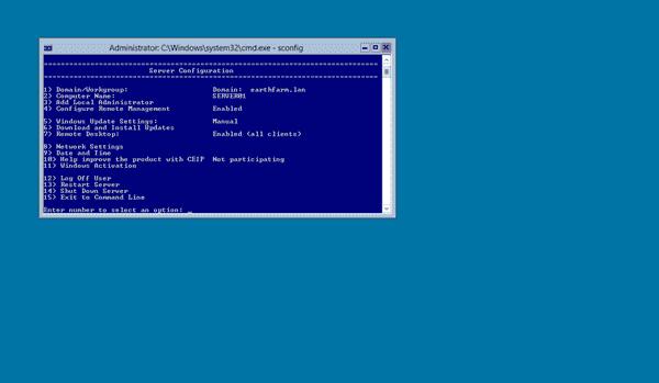 Server Core