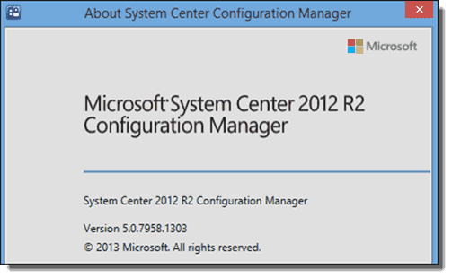Update SCCM 2012 to the latest Cumulative Update – 4sysops