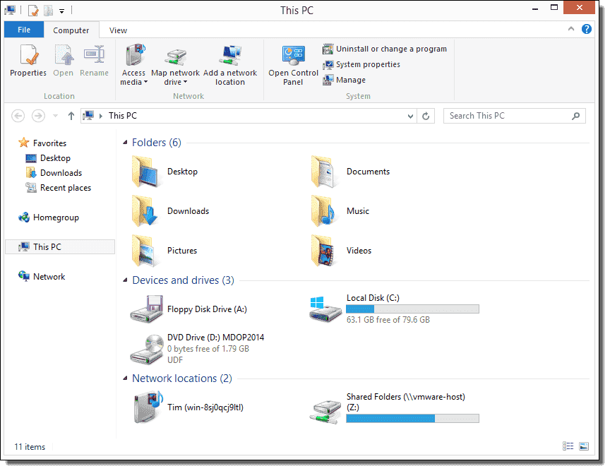 Windows 10 File Explorer changes – 4sysops