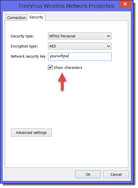 how to open the setting of cik wifi