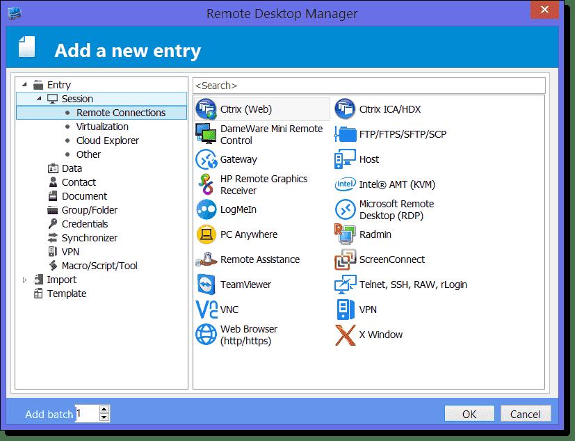 Remote Desktop Manager Enterprise 10 – A powerful remote management