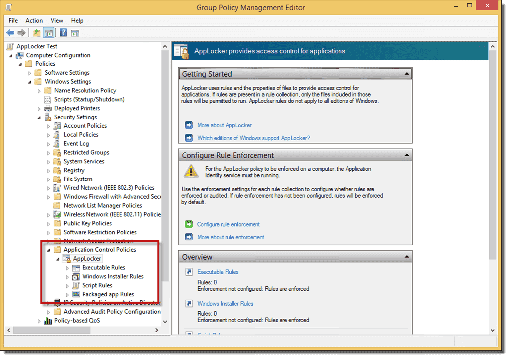 Controlling Windows Store Apps In Windows 8 8 1 With Applocker 4sysops