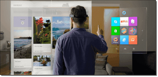 Microsoft HoloLens in every home