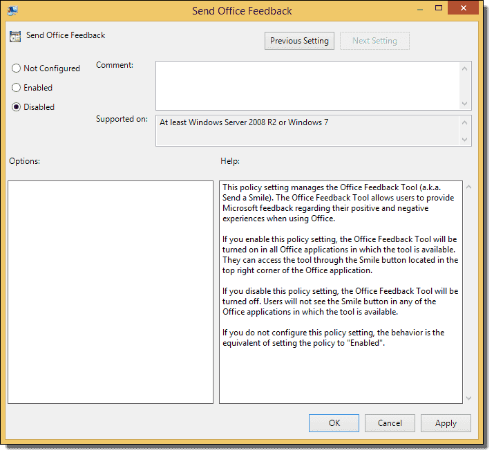 Improve Office 2013 security with Group Policy – 4sysops