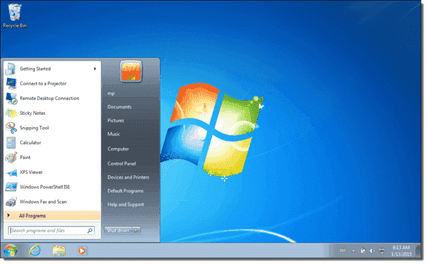 Windows 7 - A truly outdated operating system