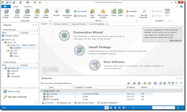 EMCO Remote Installer Professional