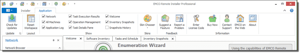 Application deployment with EMCO Remote Installer – 4sysops