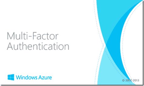 Azure Multi-Factor Authentication logo
