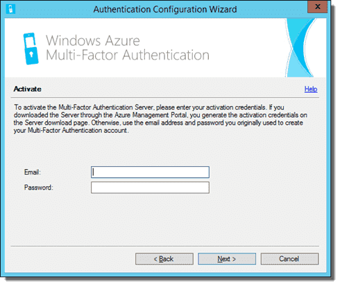 Azure Multi-Factor Authentication Server Configuration Wizard 02