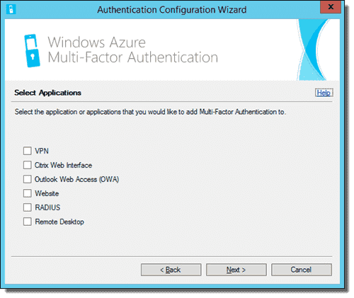 Azure Multi-Factor Authentication Server Configuration Wizard 06