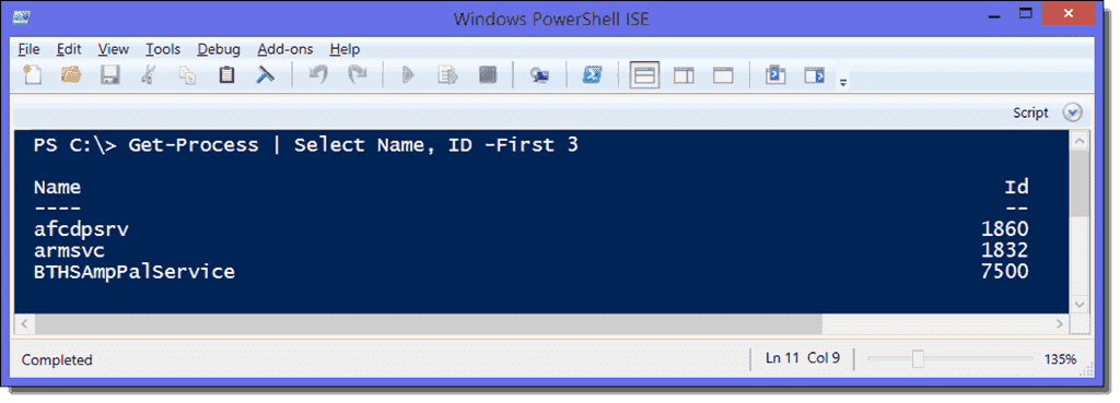 PowerShell Select-Object – Filter object properties – 4sysops