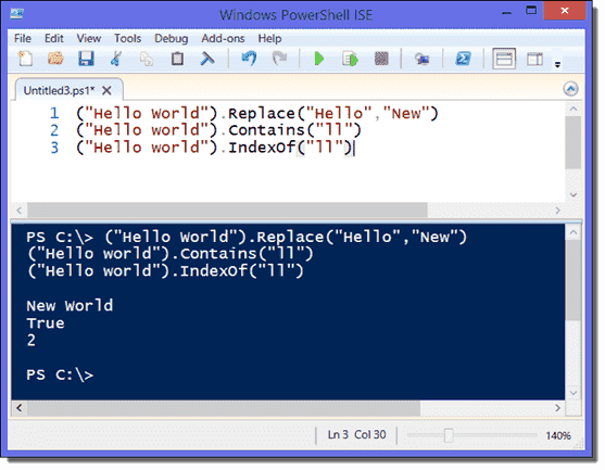 Searching and replacing characters in PowerShell
