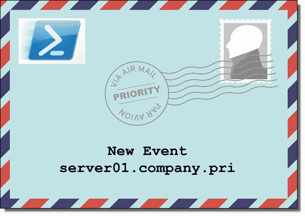 PowerShell eventing – Subscribing to WMI events – 4sysops