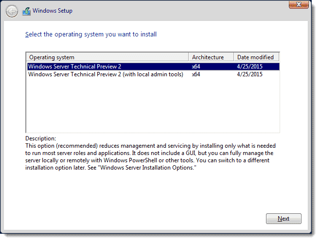 How to install the GUI on Windows Server 2016 – 4sysops