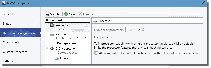 Troubleshooting live migration in Hyper-V 2012 R2 and SCVMM