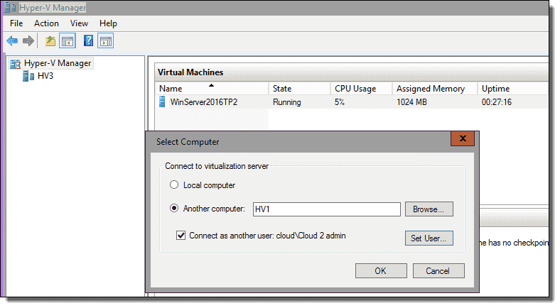 What's new in Hyper-V in Windows Server 2016 Technical Preview 2