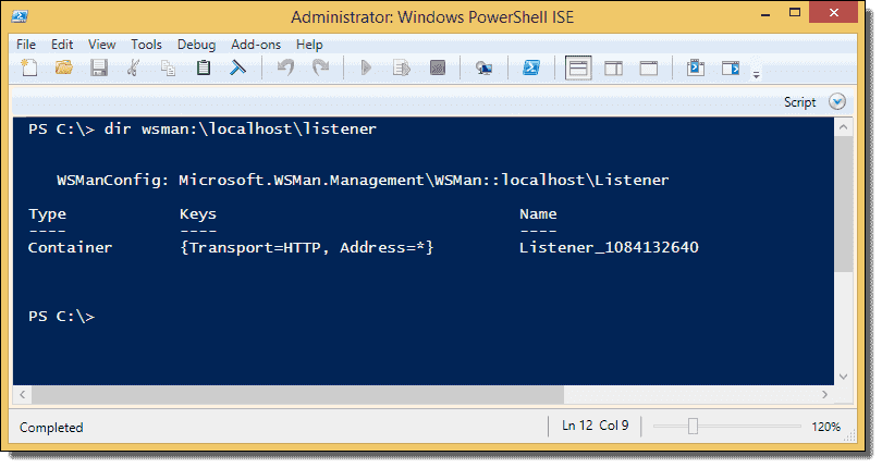 PowerShell Remoting over HTTPS with a self-signed SSL