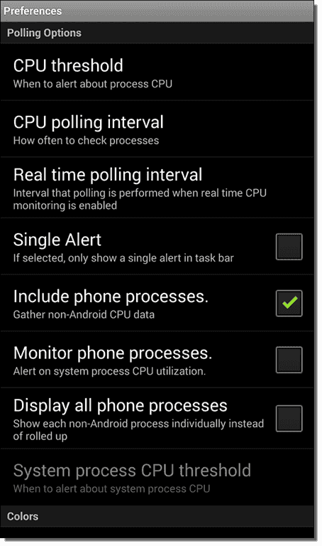 Watchdog Task Manager Monitoring The Cpu Usage Of Android Apps 4sysops