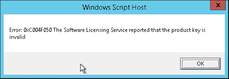 Error 0xc004f050 when you activate windows 10 on a kms host 4sysops error 0xc004f050 the software licensing service reported that the product key is invalid ccuart
