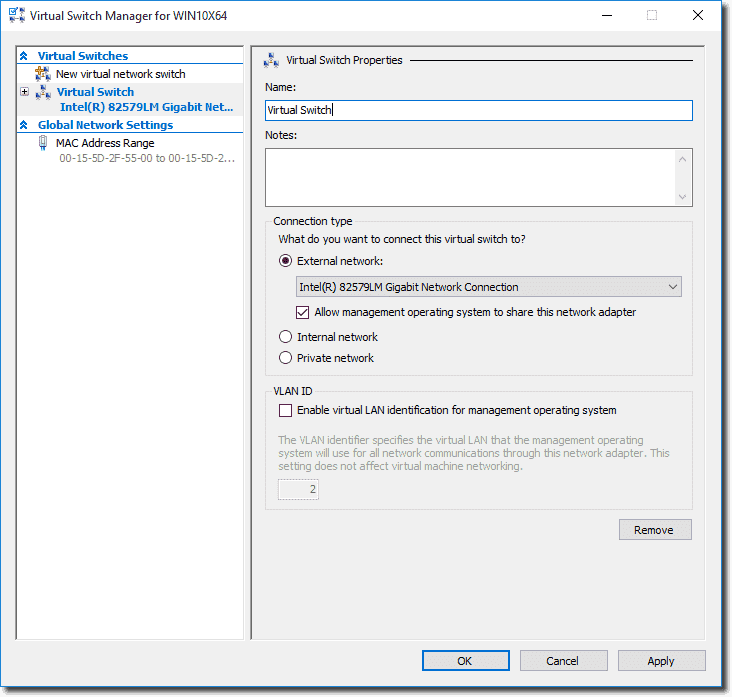 Enable and configure Hyper-V on Windows 10 – 4sysops