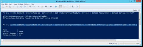Uninstall Internet Explorer on Windows 10