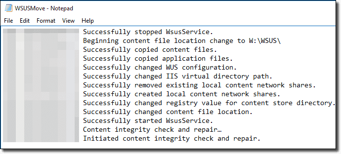 WSUS connection error after you start the Cleanup Wizard – 4sysops