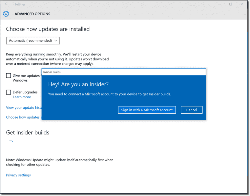 Download and install the Windows 10 November update (build 10586