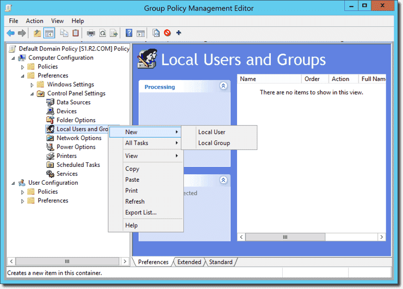 How to rename the local administrator with Group Policy – 4sysops