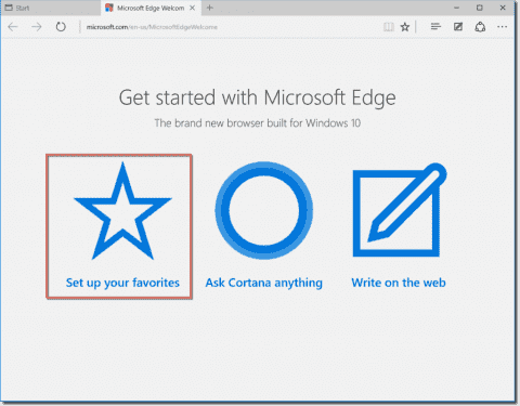 Moving from Internet Explorer to Edge with PowerShell and Group Policy