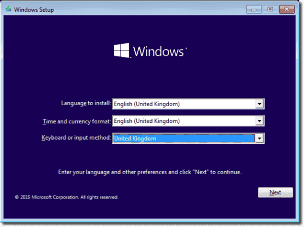 change keyboard layout language for the login screen � 4sysops