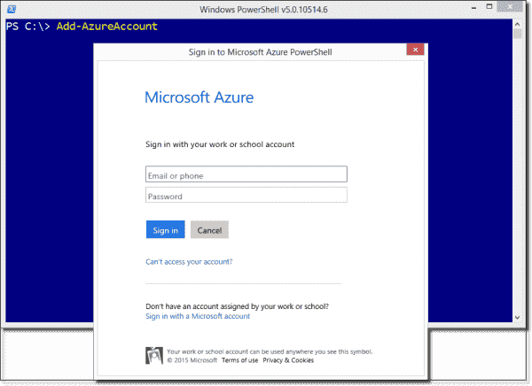 It's never been easier to connect PowerShell to your Azure subscription