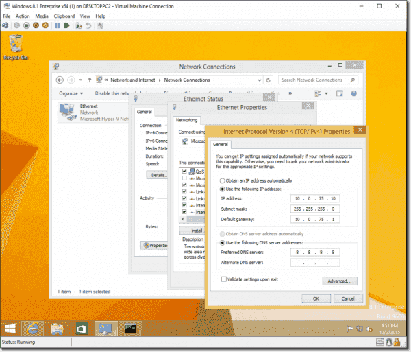 Confirmed Windows 10 To Include Native Print As Pdf Option: Native NAT In Windows 10 Hyper-V Using A NAT Virtual