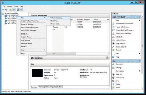 Clone a Ubuntu server in Hyper-V 2012 R2