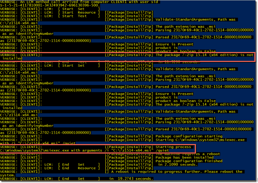 Installing software with PowerShell DSC – 4sysops