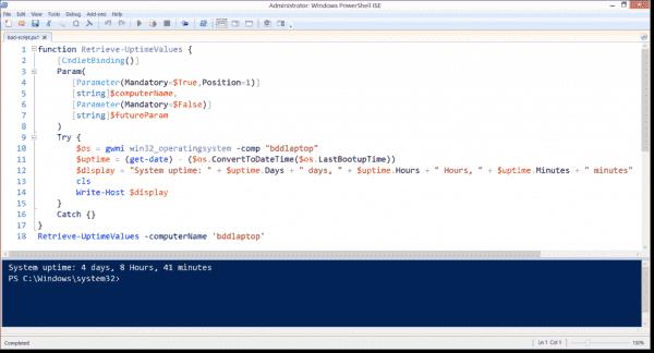 PowerShell Script Analyzer – A free static code analysis tool