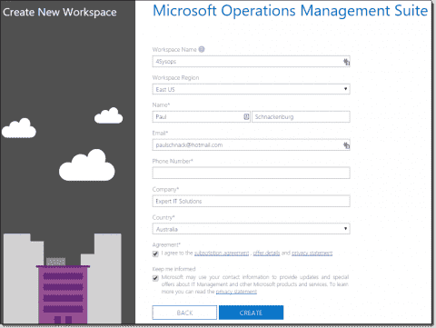 Microsoft Operations Management Suite review - Part 1