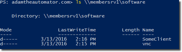Using PowerShell to deploy software – 4sysops