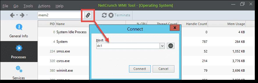 FREE: AdRem Software NetCrunch WMI Tool – 4sysops