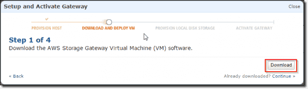 Download the VM