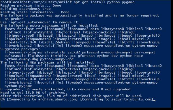 python how to add module on windows